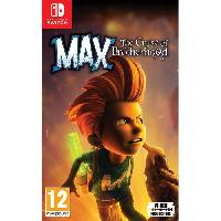 Nintendo Switch Max - The Curse of Brotherhood Jeu Switch