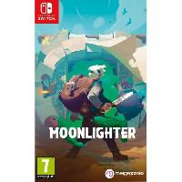 Nintendo Switch Moonlighter Jeu Switch