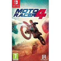 Nintendo Switch Moto Racer 4 Definitive Edition Jeu Switch - Just For Games