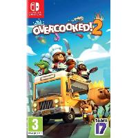 Nintendo Switch Overcooked 2 Jeu Switch
