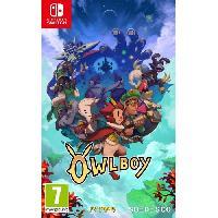 Nintendo Switch Owlboy Jeu Switch