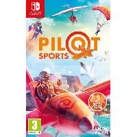 Nintendo Switch Pilot Sports Jeu Switch - Just For Games