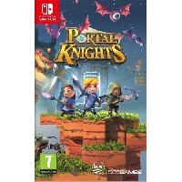 Nintendo Switch Portal Knights Jeu Switch