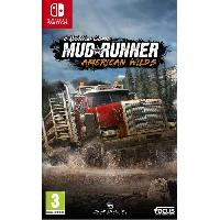 Nintendo Switch Spintires Mudrunners AWE Jeu Switch