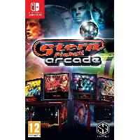Nintendo Switch Stern Pinball Arcade Jeu Switch - Just For Games