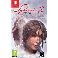 Nintendo Switch Syberia 2 Jeu Switch