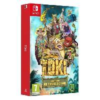 Nintendo Switch TOKI Edition Collector Jeu Switch