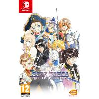 Nintendo Switch Tales of Vesperia- Definitive Edition Jeu Switch