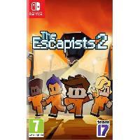 Nintendo Switch TheEscapists 2 Jeu Switch
