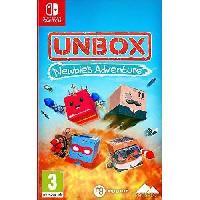 Nintendo Switch Unbox Newbie's Adventure Jeu Switch