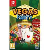 Nintendo Switch Vegas Party Jeu Switch
