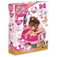 Nurserie  SMOBY Baby Nurse Nursery Electronique +Poupon +Acs