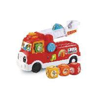 Nurserie  VTECH - ABC. Mon Camion SOS Pompiers
