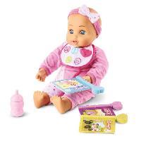 Nurserie  VTECH - LITTLE LOVE - Chloe Apprend a Parler et Chanter