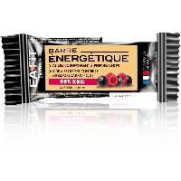 Nutrition Sportive Barre énergétique - Frts rouges - Prés. de 24 barres de 30g - Eafit
