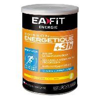 Nutrition Sportive Boisson énergétique +3H - Citron - 500 g - Eafit