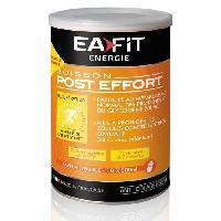 Nutrition Sportive Boisson post effort - Orange - 457g - Eafit