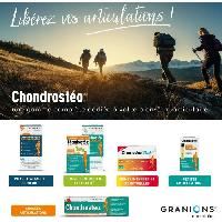 Nutrition Sportive CHONDROSTEO+ - GEL DE MASSAGE 100 ML