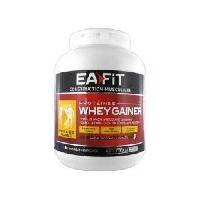 Nutrition Sportive EAFIT Whey Gainer Chocolat - 750 g