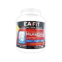 Nutrition Sportive Milk & Egg 95 Micellaire caramel 750 g - Eafit