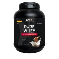 Nutrition Sportive PURE WHEY DOUBLE CHOCOLAT 750 G - Eafit