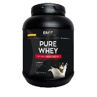 Nutrition Sportive PURE WHEY VANILLE INTENSE 750 G - Eafit