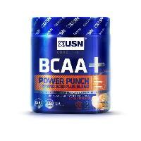 Nutrition Sportive USN BCAA Power Punch Tangerine 400 gr Bien Etre