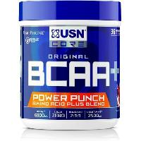 Nutrition Sportive USN Boisson BCAA Power Punch - Cerise - 400 g