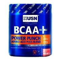 Nutrition Sportive USN Boisson BCAA Power Punch - Pasteque - 400 g
