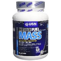 Nutrition Sportive USN Prise de Masse Muscle Fuel Mass - Chocolat - 750 g