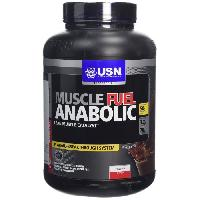 Nutrition Sportive USN Prise de masse Muscle Fuel Anabolic - Chocolat - 2 kg Usn Ultimate Sports Nutrition