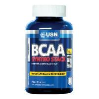 Nutrition Sportive USN Supplément d'acides aminés BCAA - 120 capsule