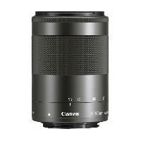 Objectif - Flash - Zoom CANON EF-M 55-200 Objectif photo pour appareil photo Hybride