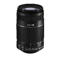 Objectif - Flash - Zoom CANON EF-S 55-250 IS STMObjectif photo pour appareil photo reflex