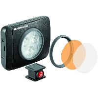 Objectif - Flash - Zoom MANFROTTO Lumie Muse 3 Torche LED - Avec accessoires