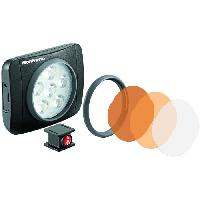 Objectif - Flash - Zoom MANFROTTO Lumie Muse 6 Torche LED - Avec accessoires