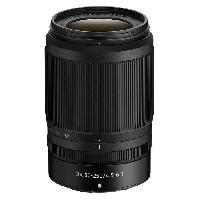 Objectif - Flash - Zoom NIKON - Objectif NIKKOR Z DX 50-250mm f/4.5-6.3 VR - Zoom Téléobjectif compact - Rétractable - Réduction de vibration
