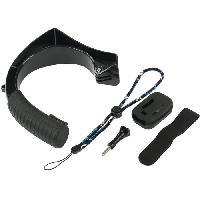 Objectif - Oculaire - Filtre Microscope Stabilisateur GP244 - Concu pour GO Pro et compatible autres cameras sportives