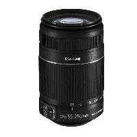 Objectif CANON EF-S 55-250 IS STMObjectif photo pour appareil photo reflex