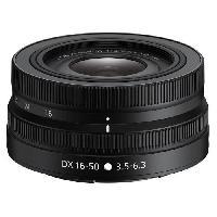 Objectif NIKON Objectif Nikkor Z DX 16-50mm f-3.5-6.3 VR