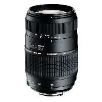 Objectif TAMRON AF 70-300mm -f4-5.6 Di LD Macro 1-2 NIKON - Pour appareil photo numerique Reflex