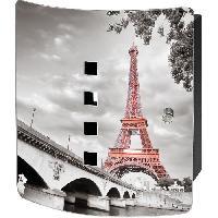 Objet De Decoration - Bibelot BURG-WÄCHTER Armoire a clés 6204/10 Ni Tour Eiffel