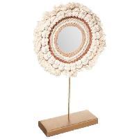 Objet De Decoration - Bibelot Cercle déco Wonderly - H 45 cm
