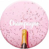 Objet De Decoration - Bibelot Magnet Champagne - Draeger