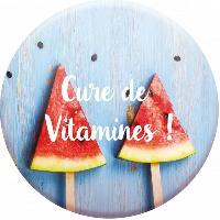 Objet De Decoration - Bibelot Magnet Cure de vitamines - Draeger