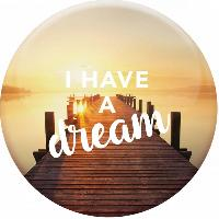 Objet De Decoration - Bibelot Magnet I Have A Dream - Draeger