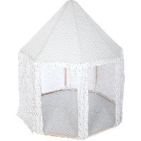 Objet De Decoration - Bibelot Tente Yourte - Gris - Style enfant