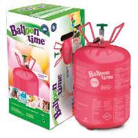 Objet Decoratif AMSCAN Bombonne hélium compacte pour gonflé 30 Ballons 0.25m3/8.4l/ 45 bar
