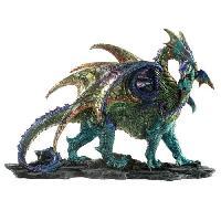 Objet Decoratif Figurine Dragon Mere du Futur - 33cm
