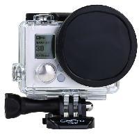 Oculaire - Filtre Camescope Filtre en verre a densite neutre pour Hero3+